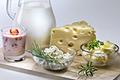 tej- és tejtermékek