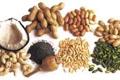 Olajos magvak (dió, mák, napraforgómag, mandula, földimogyoró, kesudió)