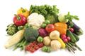 Zöldségek (spenót, paradicsom, burgonya, torma, menta, bab, borsó, lencse, karalábé, karfiol, kelkáposzta, retek, zellergyökér)