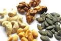 Olajos magvak (brazildió, tökmag, szezámmag)