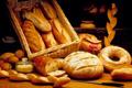 Vásárolt kenyér és péksütemény